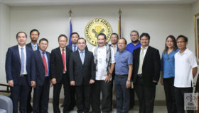 PH rice monitoring system, PRISM, tapped to meet Cambodia's Agriculture Officials