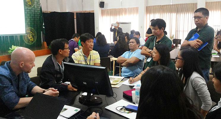 Media engagement workshop by PRISM