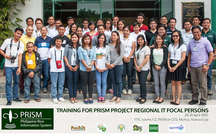 PRISM IT training