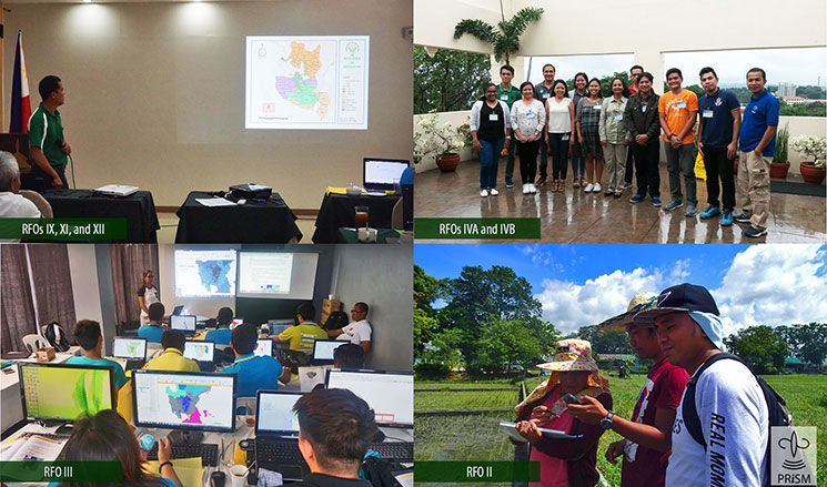 Basic GIS Training-Workshop for DA-RFOs