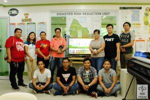 DA-RFO V establishes a Regional PRISM Center