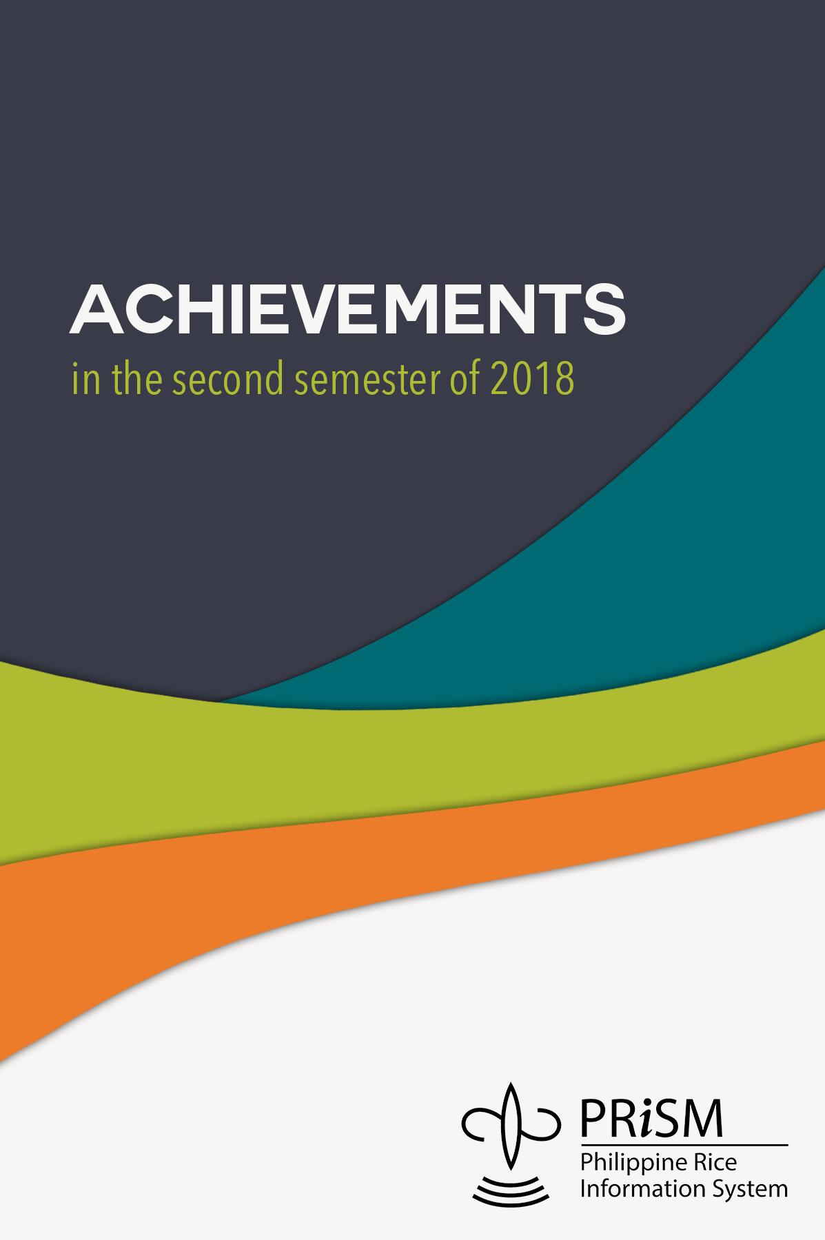 2018 - 2nd Semester