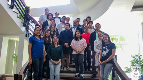 IT Workshop @ Harvest Hotel Aug 2018